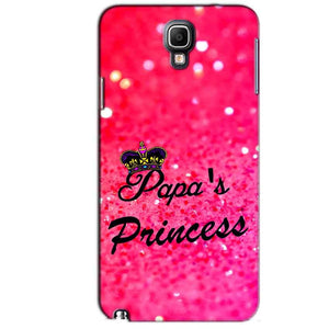 Samsung Note 3 Neo Mobile Covers Cases PAPA PRINCESS - Lowest Price - Paybydaddy.com