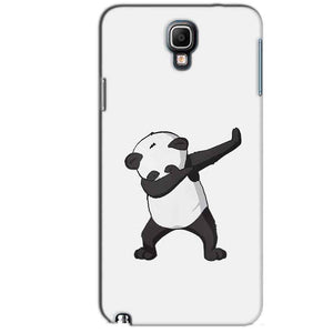 Samsung Note 3 Neo Mobile Covers Cases Panda Dab - Lowest Price - Paybydaddy.com