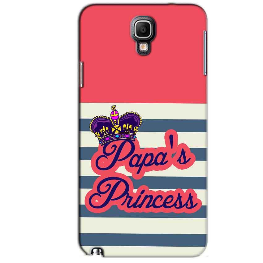 Samsung Note 3 Neo Mobile Covers Cases Papas Princess - Lowest Price - Paybydaddy.com