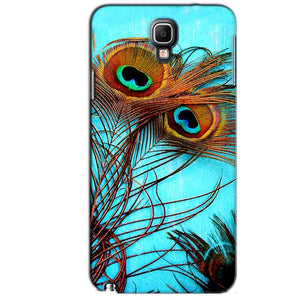 Samsung Note 3 Neo Mobile Covers Cases Peacock blue wings - Lowest Price - Paybydaddy.com