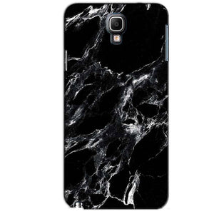 Samsung Note 3 Neo Mobile Covers Cases Pure Black Marble Texture - Lowest Price - Paybydaddy.com