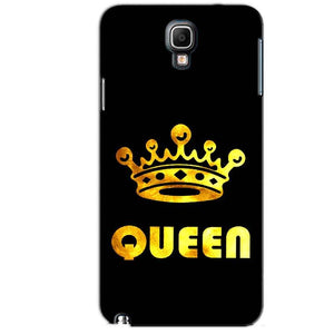 Samsung Note 3 Neo Mobile Covers Cases Queen With Crown in gold - Lowest Price - Paybydaddy.com
