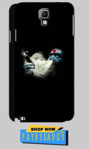 Samsung Note 3 Neo Mobile Covers Cases Shiva Aghori Smoking - Lowest Price - Paybydaddy.com