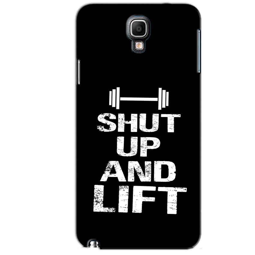 Samsung Note 3 Neo Mobile Covers Cases Shut Up And Lift - Lowest Price - Paybydaddy.com