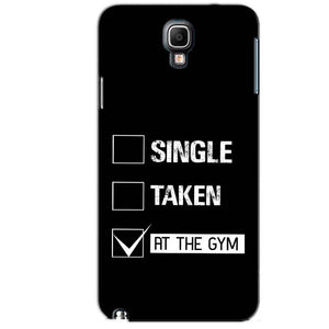 Samsung Note 3 Neo Mobile Covers Cases Single Taken At The Gym - Lowest Price - Paybydaddy.com