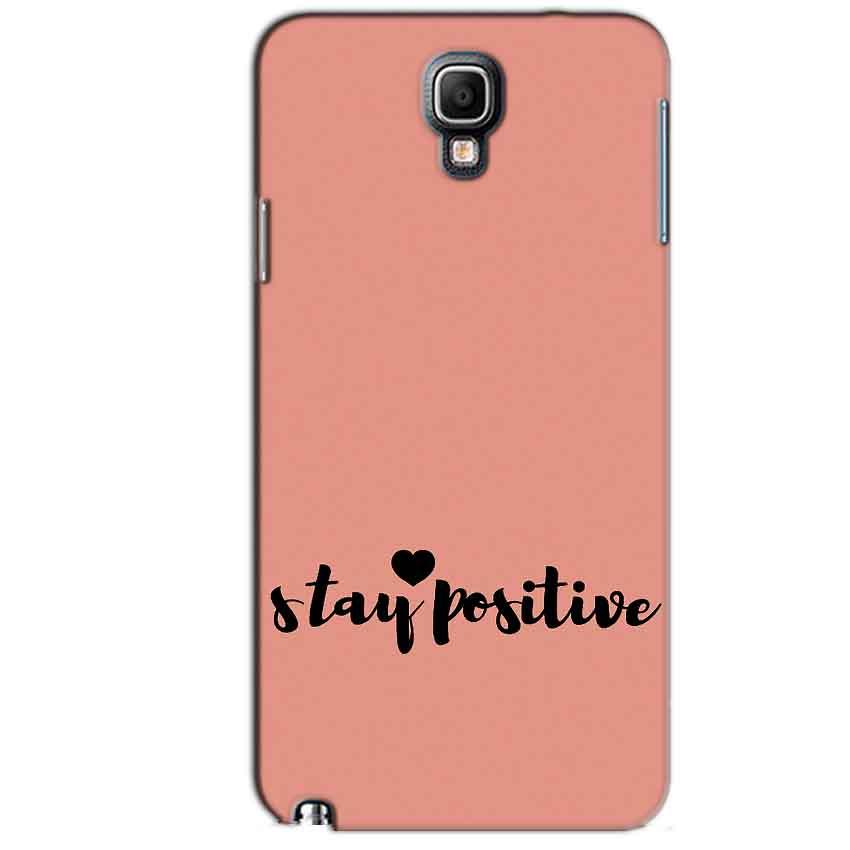 Samsung Note 3 Neo Mobile Covers Cases Stay Positive - Lowest Price - Paybydaddy.com
