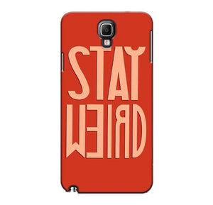 Samsung Note 3 Neo Mobile Covers Cases Stay Weird - Lowest Price - Paybydaddy.com
