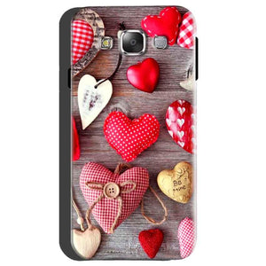 Samsung galaxy Grand 2 G7106 Mobile Covers Cases Hearts- Lowest Price - Paybydaddy.com