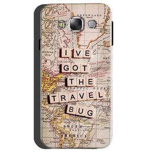 Samsung galaxy Grand 2 G7106 Mobile Covers Cases Live Travel Bug - Lowest Price - Paybydaddy.com