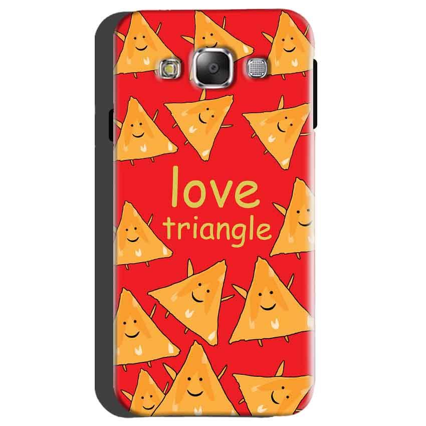 Samsung galaxy Grand 2 G7106 Mobile Covers Cases Love Triangle - Lowest Price - Paybydaddy.com