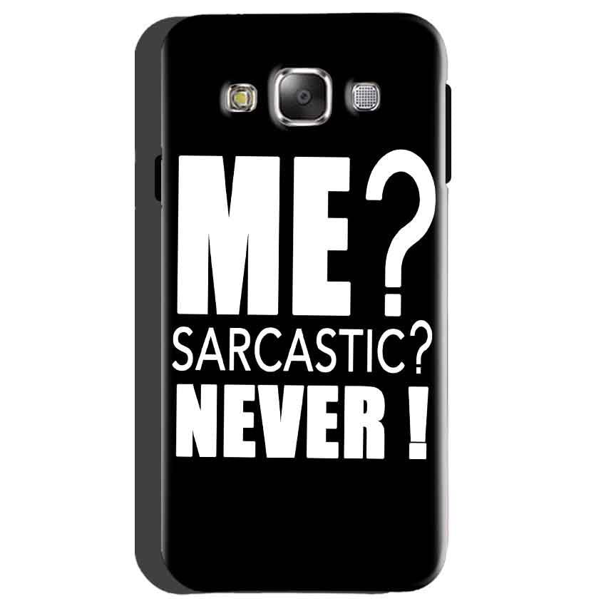 Samsung galaxy Grand 2 G7106 Mobile Covers Cases Me sarcastic - Lowest Price - Paybydaddy.com