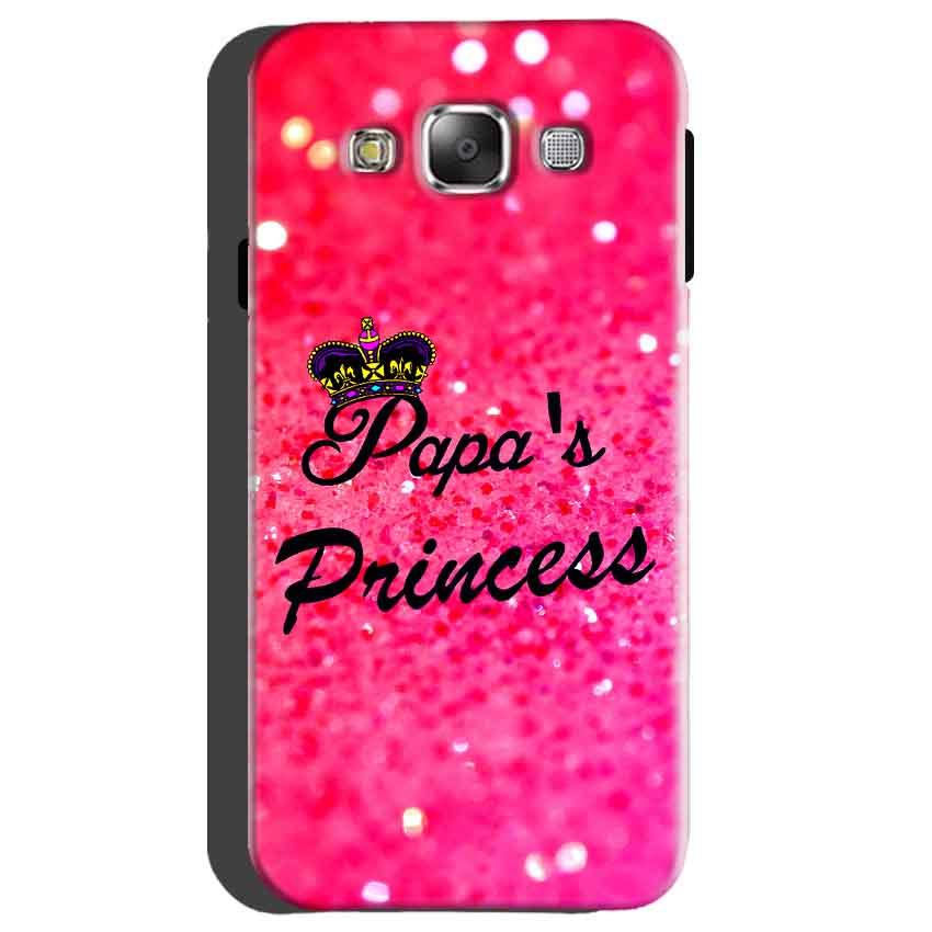 Samsung galaxy Grand 2 G7106 Mobile Covers Cases PAPA PRINCESS - Lowest Price - Paybydaddy.com
