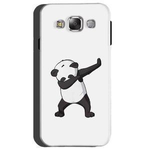 Samsung galaxy Grand 2 G7106 Mobile Covers Cases Panda Dab - Lowest Price - Paybydaddy.com