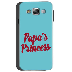 Samsung galaxy Grand 2 G7106 Mobile Covers Cases Papas Princess - Lowest Price - Paybydaddy.com
