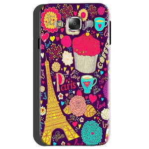 Samsung galaxy Grand 2 G7106 Mobile Covers Cases Paris Sweet love - Lowest Price - Paybydaddy.com