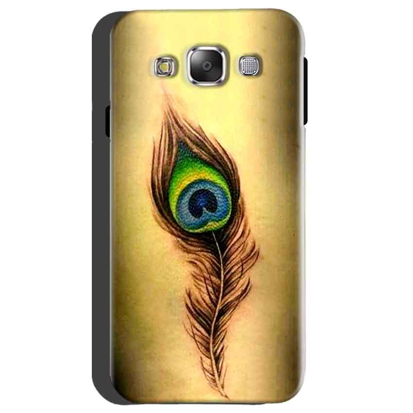 Samsung galaxy Grand 2 G7106 Mobile Covers Cases Peacock coloured art - Lowest Price - Paybydaddy.com