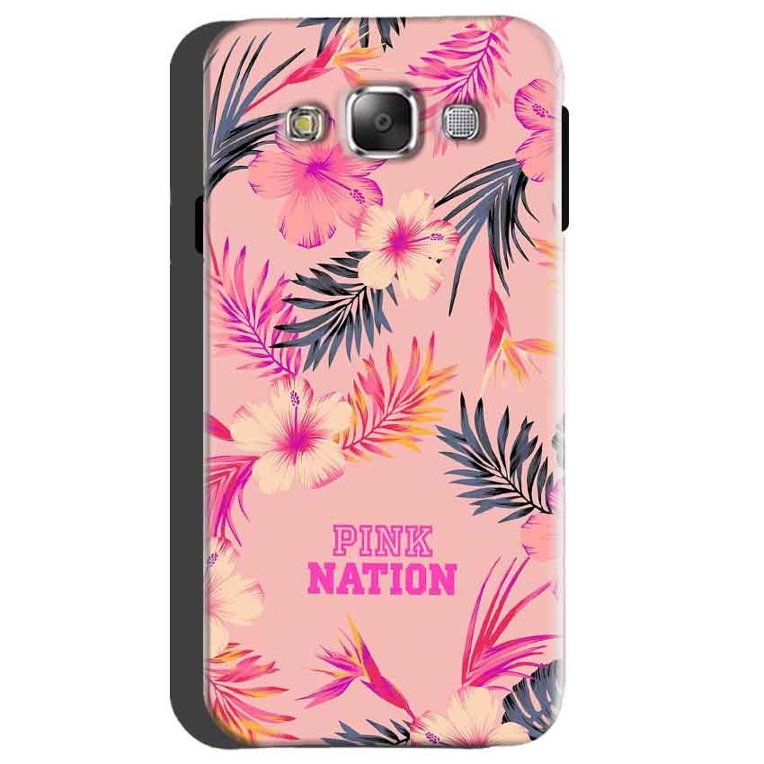 Samsung galaxy Grand 2 G7106 Mobile Covers Cases Pink nation - Lowest Price - Paybydaddy.com