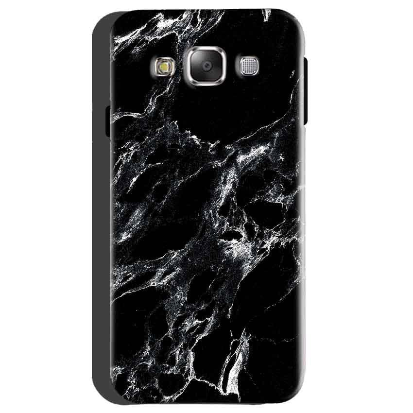 Samsung galaxy Grand 2 G7106 Mobile Covers Cases Pure Black Marble Texture - Lowest Price - Paybydaddy.com