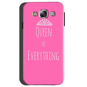 Samsung galaxy Grand 2 G7106 Mobile Covers Cases Queen Of Everything Pink White - Lowest Price - Paybydaddy.com