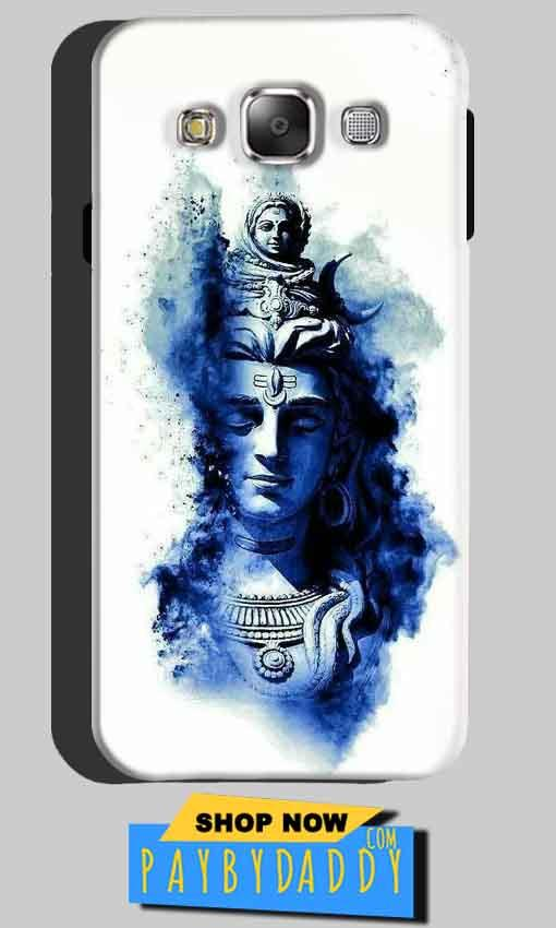 Samsung galaxy Grand 2 G7106 Mobile Covers Cases Shiva Blue White - Lowest Price - Paybydaddy.com
