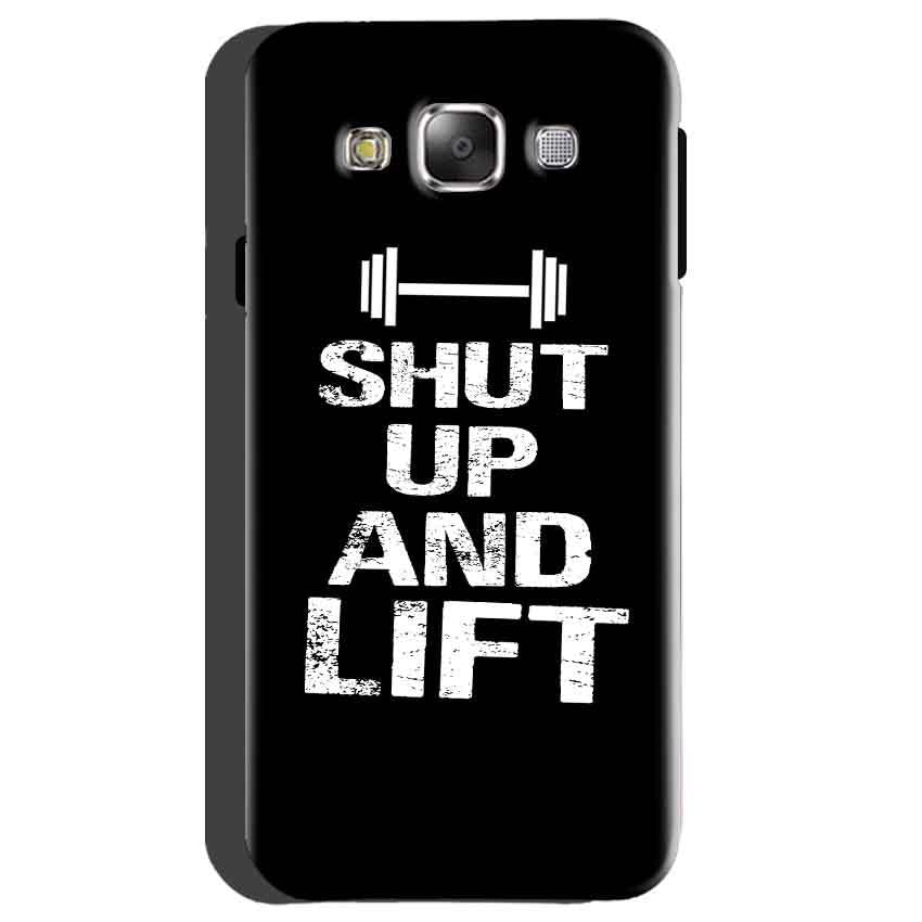 Samsung galaxy Grand 2 G7106 Mobile Covers Cases Shut Up And Lift - Lowest Price - Paybydaddy.com