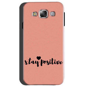 Samsung galaxy Grand 2 G7106 Mobile Covers Cases Stay Positive - Lowest Price - Paybydaddy.com