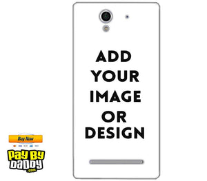 Customized Sony Xperia C3 Mobile Phone Covers & Back Covers with your Text & Photo
