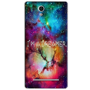 Sony Xperia C3 Mobile Covers Cases I am Dreamer - Lowest Price - Paybydaddy.com