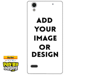 Customized Sony Xperia C4 Mobile Phone Covers & Back Covers with your Text & Photo