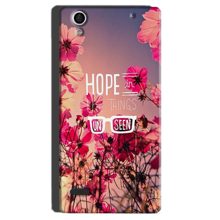 Sony Xperia C4 Mobile Covers Cases Hope in the Things Unseen- Lowest Price - Paybydaddy.com