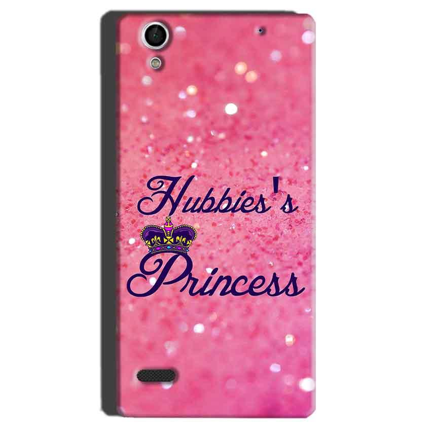 Sony Xperia C4 Mobile Covers Cases Hubbies Princess - Lowest Price - Paybydaddy.com
