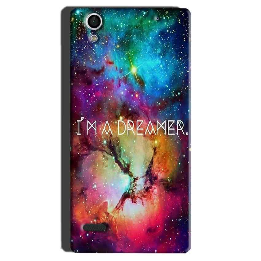 Sony Xperia C4 Mobile Covers Cases I am Dreamer - Lowest Price - Paybydaddy.com