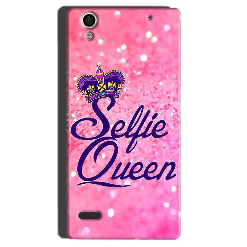 Sony Xperia C4 Mobile Covers Cases Selfie Queen - Lowest Price - Paybydaddy.com