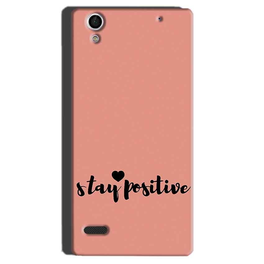 Sony Xperia C4 Mobile Covers Cases Stay Positive - Lowest Price - Paybydaddy.com