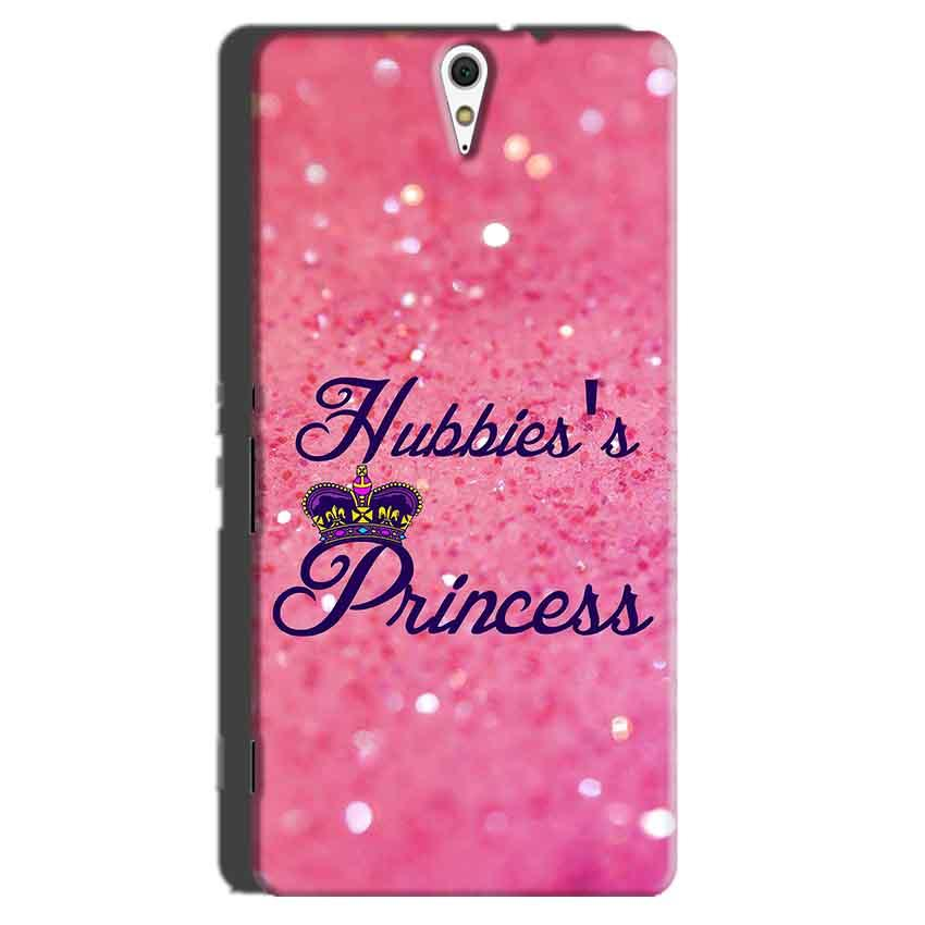 Sony Xperia C5 Mobile Covers Cases Hubbies Princess - Lowest Price - Paybydaddy.com