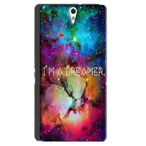 Sony Xperia C5 Mobile Covers Cases I am Dreamer - Lowest Price - Paybydaddy.com