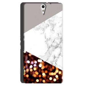 Sony Xperia C5 Mobile Covers Cases MARBEL GLITTER - Lowest Price - Paybydaddy.com