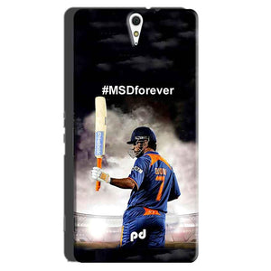 Sony Xperia C5 Mobile Covers Cases MS dhoni Forever - Lowest Price - Paybydaddy.com