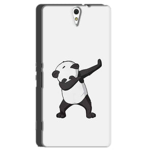 Sony Xperia C5 Mobile Covers Cases Panda Dab - Lowest Price - Paybydaddy.com