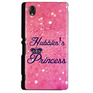 Sony Xperia M4 Aqua Mobile Covers Cases Hubbies Princess - Lowest Price - Paybydaddy.com