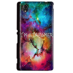 Sony Xperia M4 Aqua Mobile Covers Cases I am Dreamer - Lowest Price - Paybydaddy.com