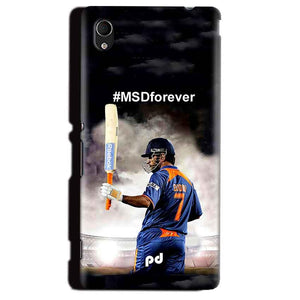 Sony Xperia M4 Aqua Mobile Covers Cases MS dhoni Forever - Lowest Price - Paybydaddy.com