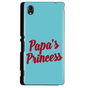 Sony Xperia M4 Aqua Mobile Covers Cases Papas Princess - Lowest Price - Paybydaddy.com