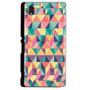 Sony Xperia M4 Aqua Mobile Covers Cases Prisma coloured design - Lowest Price - Paybydaddy.com
