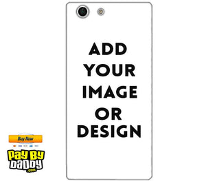 Customized Sony Xperia M5 Mobile Phone Covers & Back Covers with your Text & Photo