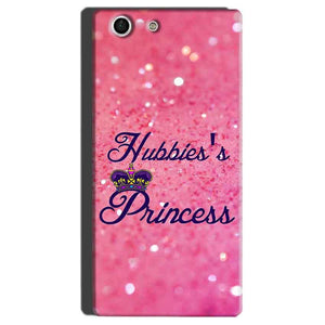 Sony Xperia M5 Mobile Covers Cases Hubbies Princess - Lowest Price - Paybydaddy.com