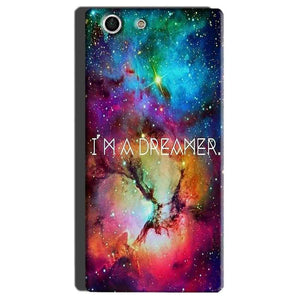 Sony Xperia M5 Mobile Covers Cases I am Dreamer - Lowest Price - Paybydaddy.com