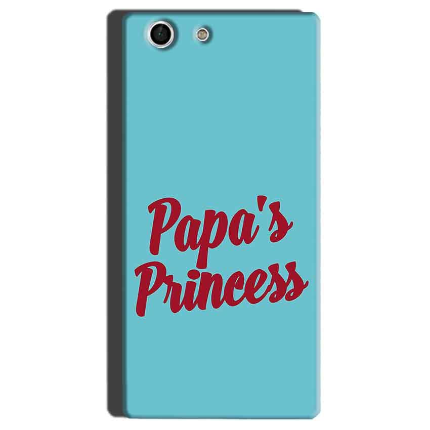 Sony Xperia M5 Mobile Covers Cases Papas Princess - Lowest Price - Paybydaddy.com