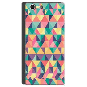 Sony Xperia M5 Mobile Covers Cases Prisma coloured design - Lowest Price - Paybydaddy.com