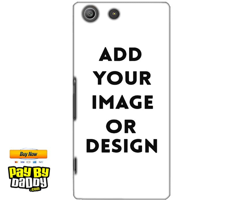 Customized Sony Xperia M5 Pro Mobile Phone Covers & Back Covers with your Text & Photo